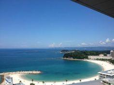 2012/09/07 白良浜, 南紀白浜, 和歌山県 / Shirarahama Beach, Nanki Shirahama, Wakayama, Japan Water, Outdoor, Gripe Water, Outdoors, Outdoor Games, The Great Outdoors