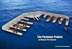 Float Inc.: The Portunus Project (Security Port) - Concept for a system of Offshore Security Ports by the Lawrence Livermore National Laboratory and Float Inc.