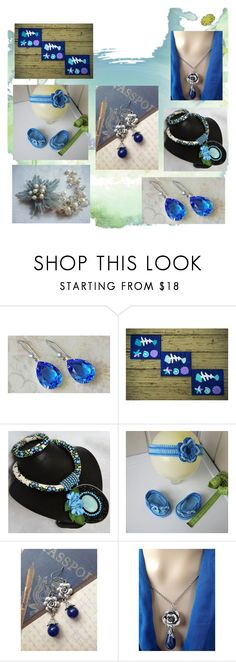 """""""Gifts for ALL!!"""" by artistinjewelry ❤ liked on Polyvore featuring Lazuli"""