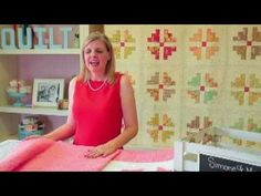 Wrapping a Quilt as a Wedding Gift - Fat Quarter Shop - YouTube