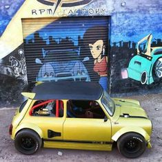 Mini Mini Cooper S, Mini Cooper Custom, Mini Cooper Classic, Classic Mini, Classic Cars, My Dream Car, Dream Cars, Bmw E36, Jaguar