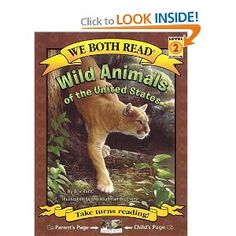 Book - Wild Animals of the United States.