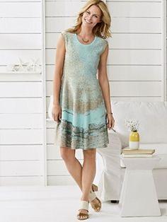 Meadows Twirl Dress