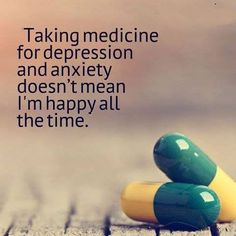 This is so true.  A person still feels like the meds aren't working.  I don't want this to me my normal.