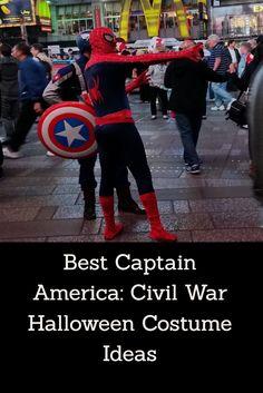 captain america civil war costume ideas