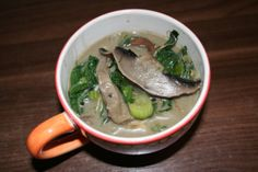Thaise Kokos soep