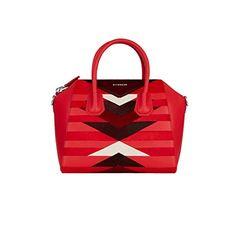 Givenchy Antigona Small BB05117530 Red Satchel