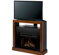 Dimplex - Home Page » Fireplaces » Media Consoles » Products » Tanner Media Console