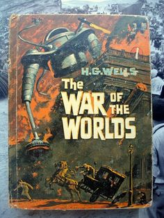 """The War of the Worlds H.G. Wells - I do not understand why no one has made an """"original"""" movie version of this yet. People are still using horse and buggy as transportation and the tripods land and start attacking the countryside. How is that contrast not interesting enough as a film?"""
