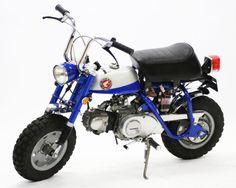 Honda : Other ⬅⬅⬅1969 HONDA MINI TRAIL Z50 MINITRAIL SMALL DIRT BIKE MOTORCYCLE RESTORED 2 NEW
