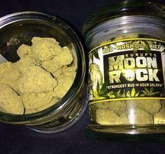 Moon Rocks: Nugs dipped in wax & rolled In kief