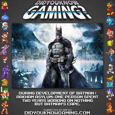 Batman: Arkham Asylum. ...