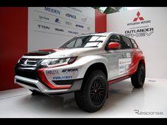 Mitsubishi Outlander PHEV Rally Edition
