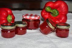 Na Cozinha da Té: Doce de pimento vermelhoMuito habituada a usar pim...