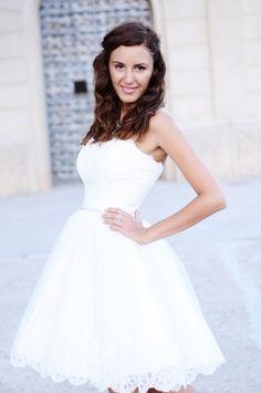 20 Short Wedding Dresses & Gowns| Confetti Daydreams – Wedding Blog
