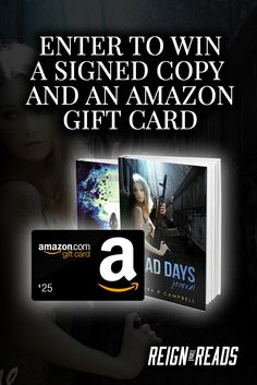 Win a $25 Amazon Gift Card & Signed Paperbacks from Sandra R. Campbell
