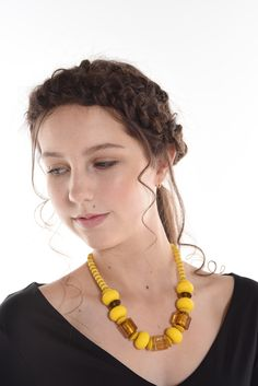Jak Designs Crochet Necklace, Artisan, Photoshoot, Store, Jewelry, Design, Fashion, Moda, Jewlery