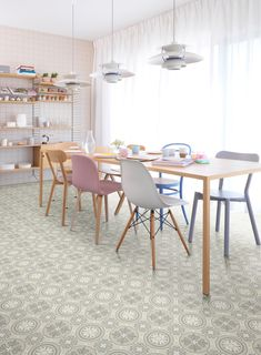 Faro Sheet Vinyl Flooring 3M Wide: £16 per m2