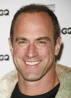 "Christopher Meloni aka Stabler from ""Law & Order: SVU""."