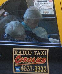 Z Moves, Taxi, Argentina