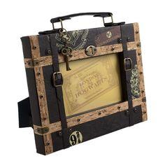 Harry Potter Hogwarts Express Luggage Picture Frame