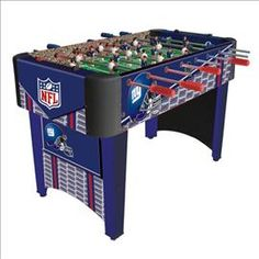 #NewYork #Giants Foosball Table