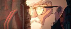 Celles et ceux des cimes et cieux : bande-annonce réalisée à l'occasion de son diplôme de 5ème année à Créapole ESDI par Gwenn Germain. Projet: bande annonce d'un long métrage d'animation 2D type Aventure /Science Fiction. Pitch: Un jeune garçon, qui vit dans un village perché sur un arbre gigantesque, tombe dans les profondeurs de la forêt où il rencontre deux étranges autochtones qui vont l'aider à rentrer chez lui. Inspirations principales: Hayao Miyazaki, Jean Giraud, Syd Mead.