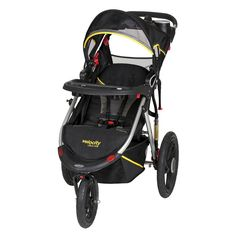 """Baby Trend Velocity Ultra Lite Jogger Stroller - Bumble Bee - Baby Trend - Babies """"R"""" Us"""