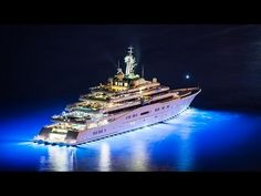 Eclipse - The Most Expensive & Luxury Mega Yacht - YouTube