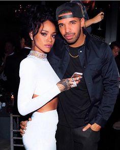 Drake & Riri @chiquehappens ❤️
