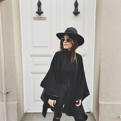 Aida Domenech @dulceida Everything black Instagram photo   Websta (Webstagram)