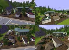 Sims3Addicted@MTS - Sunset Valley Military Base #Sims3