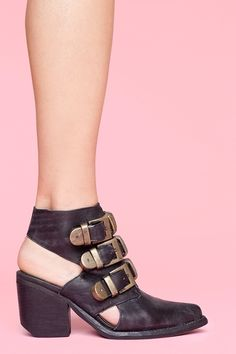 Jeffrey Campbell Tripoli Cutout Boot