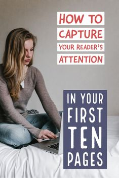 This video is so clever. I can't wait to try it out! How to capture your readers attention in your first ten pages. Writing tips. Creative Writing Tips, Book Writing Tips, Writing Quotes, Fiction Writing, Writing Resources, Writing Help, Writing Skills, Writing Prompts, Writing Art