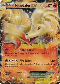 ninetales pokemon card - Google Search