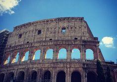 THE COLESEUM - ROME