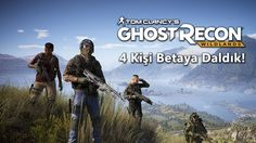 Ghost Recon Wildlands - 4 Kişi Betaya Daldık!