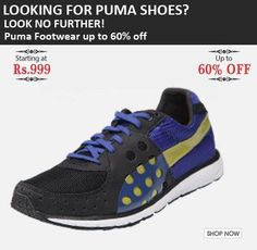 Upto 60% Off on Sports shoes
