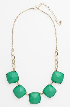 Awesome statement necklace -- only $16!