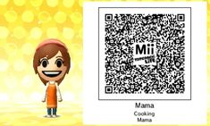 Islanders keep making you ruined meals? Mama will fix it! Add Cooking Mama to your Tomodachi Life today!