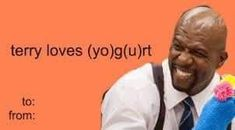 Valentines Day Card Memes, The Office Valentines, Nerdy Valentines, Valentine Cards, Witty Pick Up Lines, Brooklyn Nine Nine, Funny Movies, Wholesome Memes, Reaction Pictures