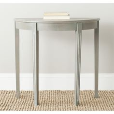 The transitional Jethro console adapts to myriad decorating styles with ease.