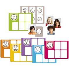 Image associée Image Emotion, Teaching Emotions, Behavior Management, Child Development, Kindergarten, Projects To Try, Kids Rugs, Feelings, Children