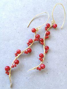 earrings - Ruby Lane