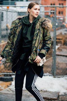Streetstyle: New York Fashion Week (Part 3) | Vogue Ukraine