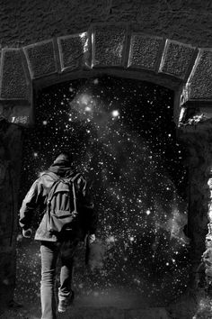 robertogherardi | PROJECT  #RobertoGherardi #graphic #collage #door #space #entrante #photomontage