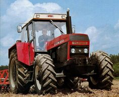 Zetor Crystal 16145 Classic Tractor, Vintage Farm, Agriculture, Tractors, History, Vehicles, Childhood, Construction, Train
