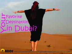 Which is your favorite destination in Dubai?  #DubaiDesertSafari  http://bookdubaidesertsafari.com/