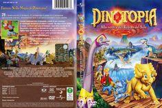 Dinotopia - Alla ricerca del Rubino del Sole (Quest for the Ruby Sunstone, 2005), Dvd cover Ita (3179x2134)