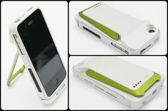 XTRUCASE Removable Battery - Did I mention that it is REMOVABLE!!! WHAT!!! Mobile Warriors, this is a MUST!